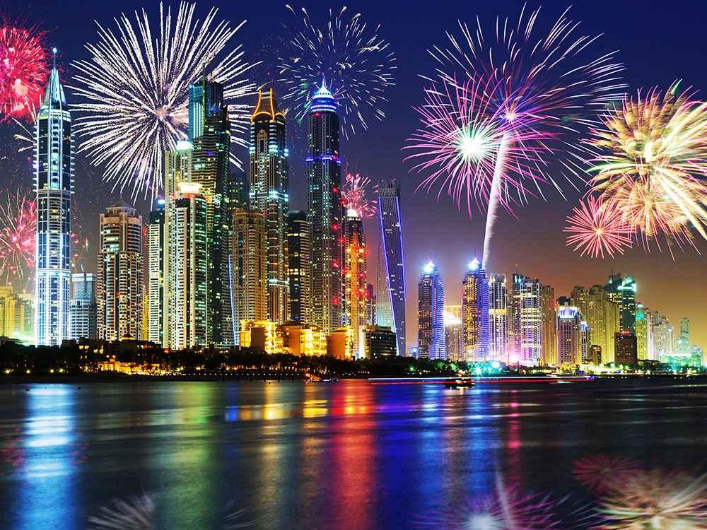 Дубай новый год отзывы дома на самуи