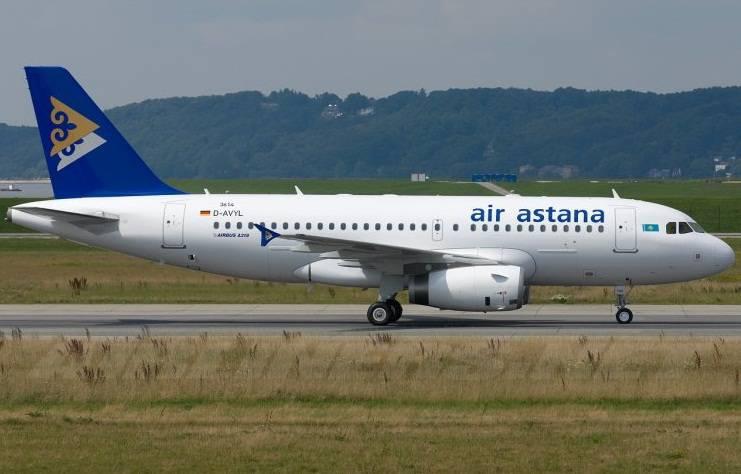 Перспективы обновления авиапарка компании Air Astana