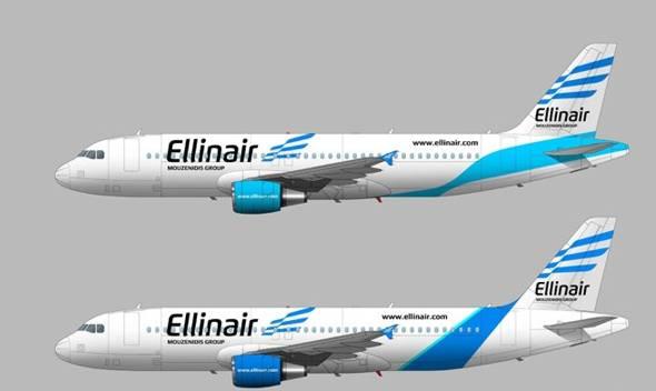 Авиакомпания Ellinair регистрация на рейс онлайн Купить