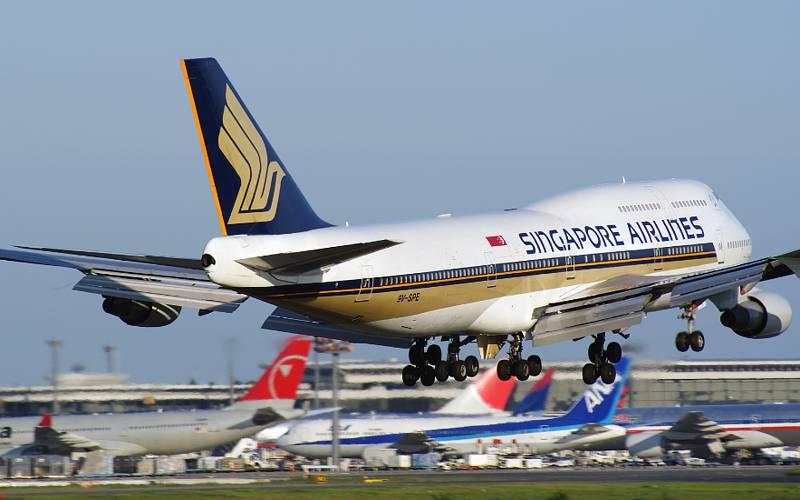 Авиакомпания Singapore Airlines TravelRu Транспорт