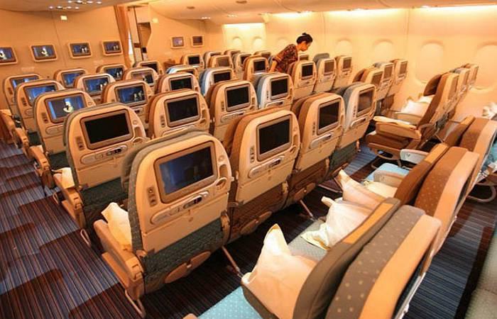 Лучшие места в самолете boeing 777-300er аэрофлот. Схема салона и.
