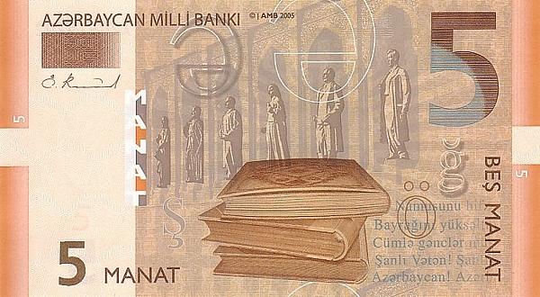 Курс азербайджанского маната к евро