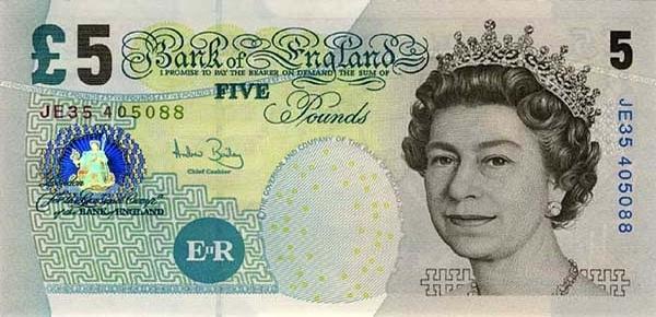 1 фунт английский нарицательное стоимость денег