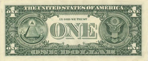 фото доллара 1 сша