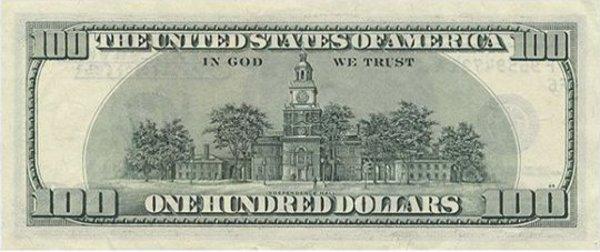 100 долларов курс
