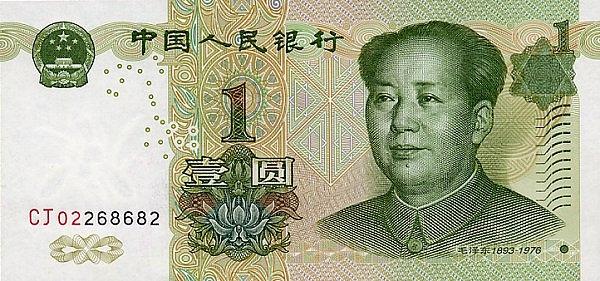 Курс валют юань