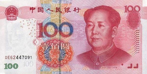 Cny китайский юань