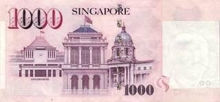 S $ 1000 - the flip side