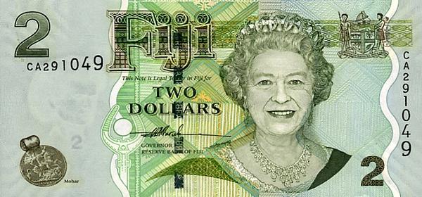 Курс фиджийского доллара к рублю