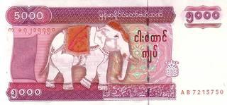 5000 мьянманских чатов