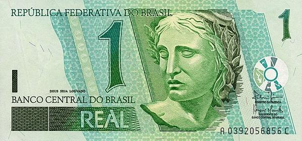 1 реал в долларах форекс гарантия банка