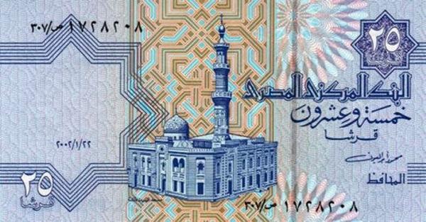 Курс валют египетский фунт