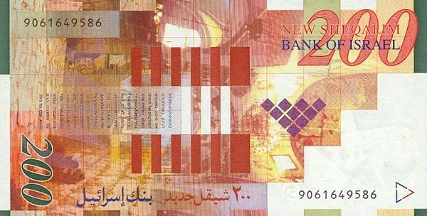Валюта какой страны называется шекель monetof