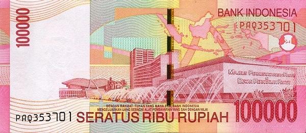 Индонезийская Рупия - курс к рублю, доллару и евро. Конвертер ...