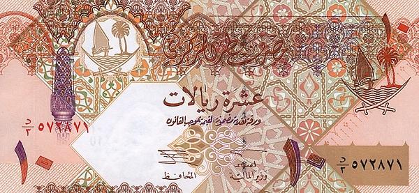 Курс катарского риала к доллару