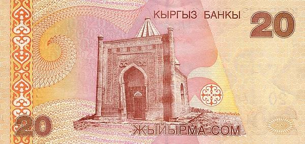 Курс валют киргизский сом