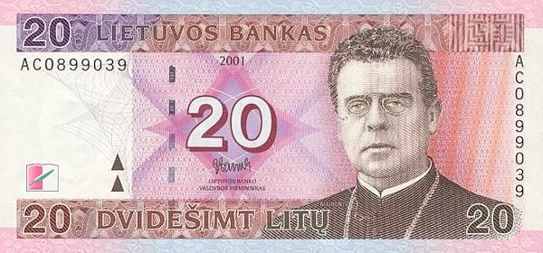 Курс литовского лата к евро