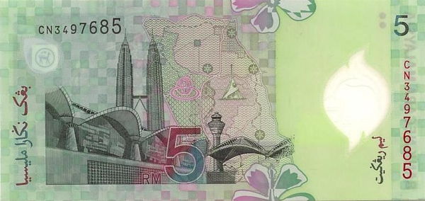 Курс ринггита к доллару
