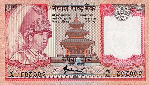 Курс валют рупии