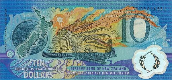 Картинки по запросу 10 долларов Новая Зеландия банкноты
