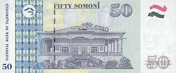 Курс доллара в таджикистане