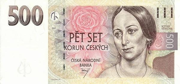 Котировка чешской кроны