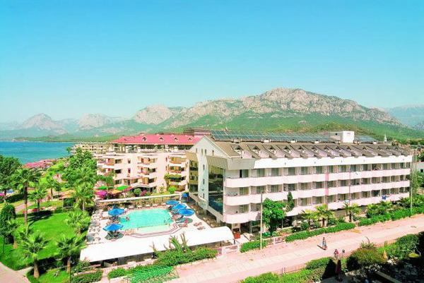 Турция отели 4 звезды первая