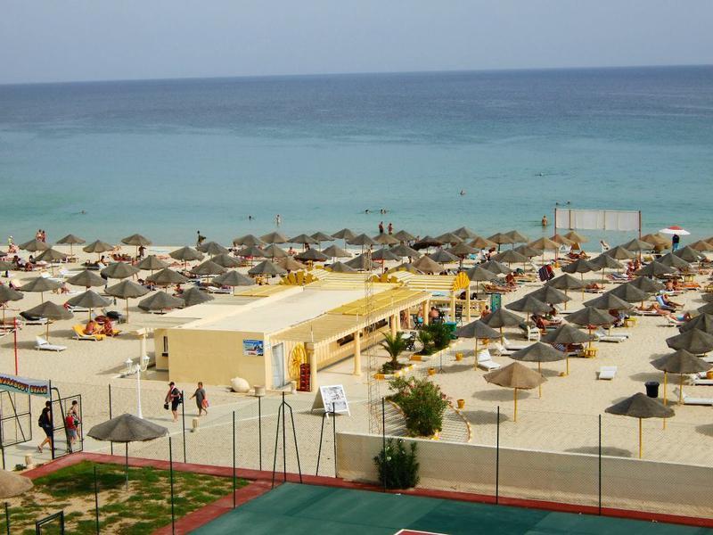 для красоты тунис отель марабу аквапарк волокна