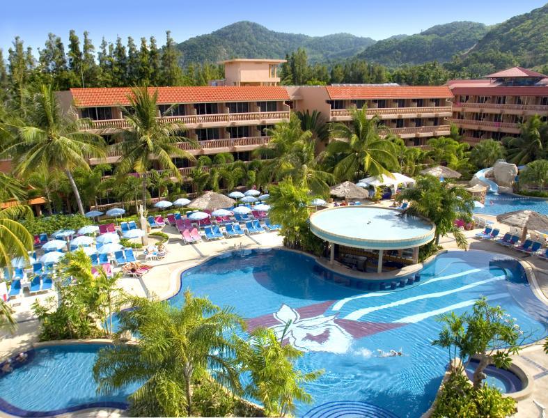 Alpina Phuket Nalina Resort Spa о Пхукет Таиланд - Alpina phuket nalina resort and spa
