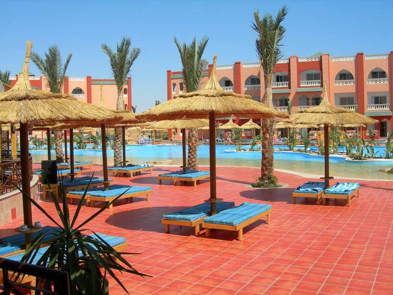 отель Pickalbatros Aqua Vista