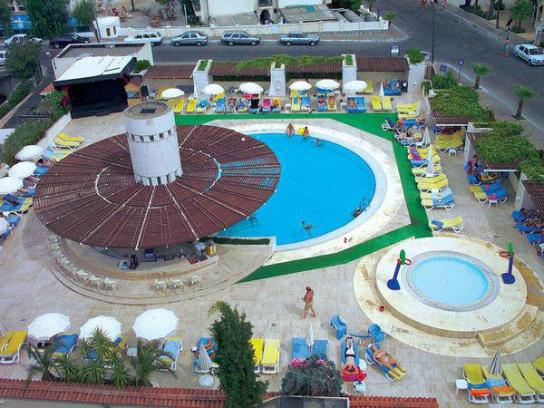 Все фото отеля munamar beach hotel в мармарисе