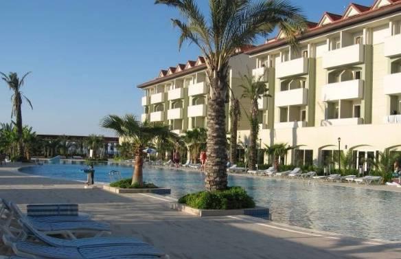 SURAL SARAY HOTEL, Сиде, Турция, описание - Tez-tour