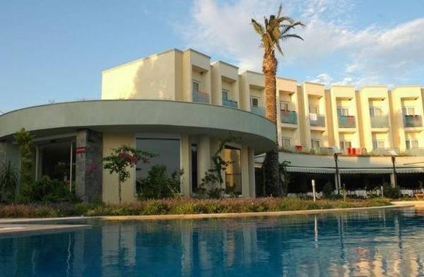 Фото отеля royal palm area в бодруме турция