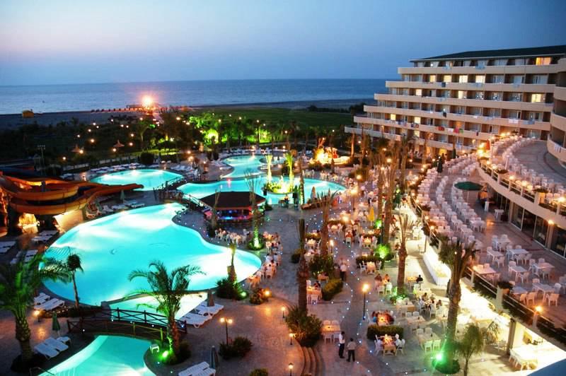 отель Pemar Beach Resort
