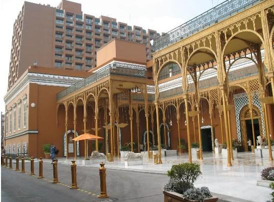 Cairo marriott hotel & omar khayyam casino email