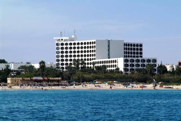 Отель Tour KHALEF 2010. Тунис. - тунис