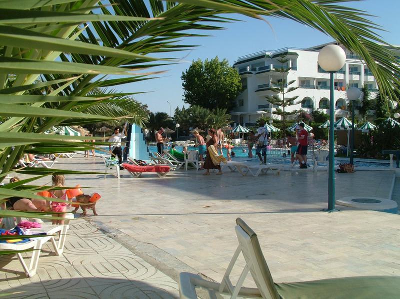 тунис сусс отель ривьера фото живете