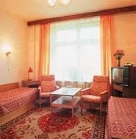 Двухместный номер - Гостиница на фотографии - All-Photo.ru.