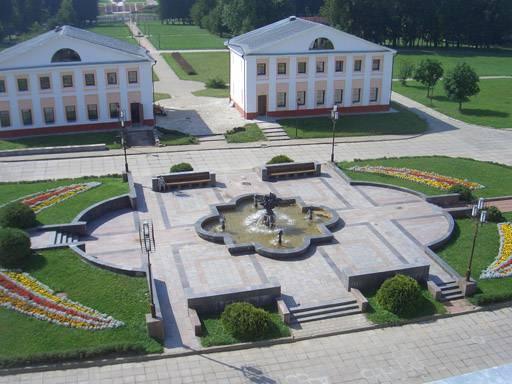 центральный военно-клинический санаторий Марфинский.