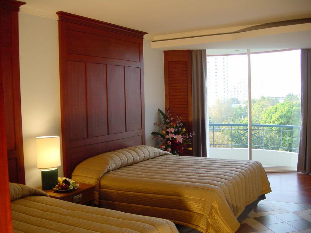 Long Beach Garden Hotel & Spa 4* | Паттайя, Таиланд | - описание ...