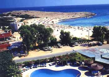 Кипр айя напа анонимус бич