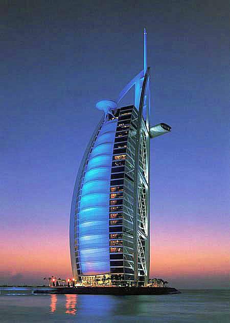 бурж аль араб отель дубай: