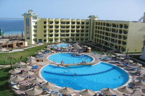 отель Grand Plaza (Хургада)