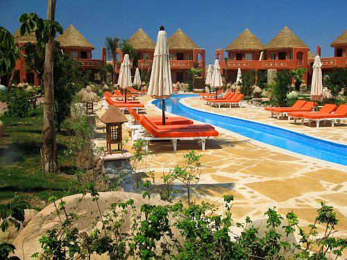 Отель лагуна египет