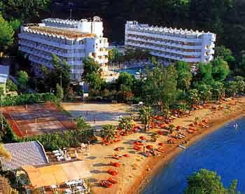 Все фото отеля turunc hotel в мармарисе