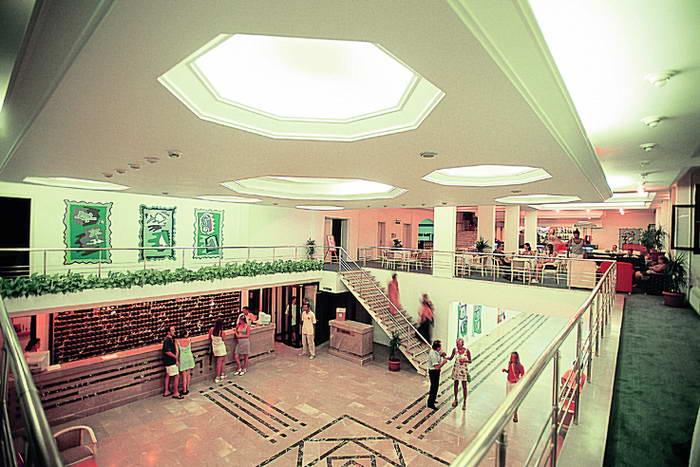 Pictures of hotel la cigale club akdeniz