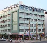 Отель Alanya Buyuk Hotel (Аланья Буйюк Хотел) расположен в 20 метрах от...