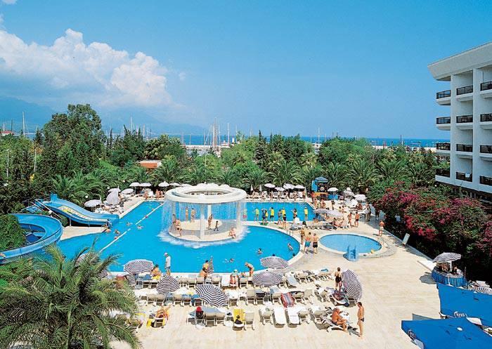 Все фото отеля ozkaymak marina hotel в кемере