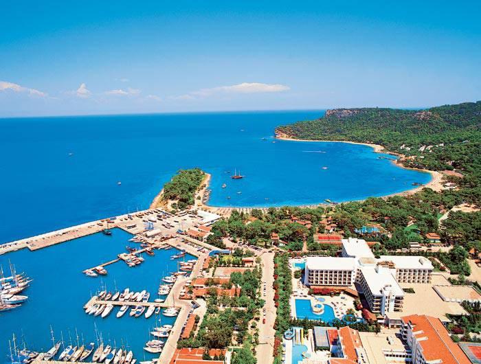 Фото ozkaymak marina hotel кемер турция id 37080