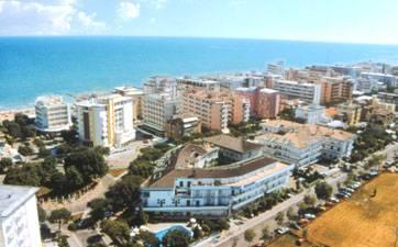 Отель alexander лидо ди езоло